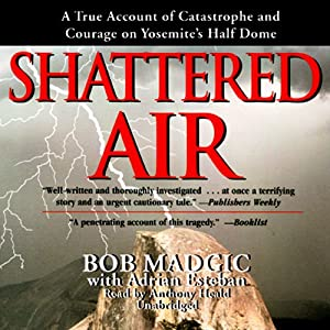 Shattered Air Audiobook