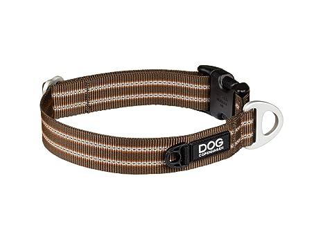 DOG Copenhagen Urban Style Collar Mocca Halsband SC-MO Talla S ...