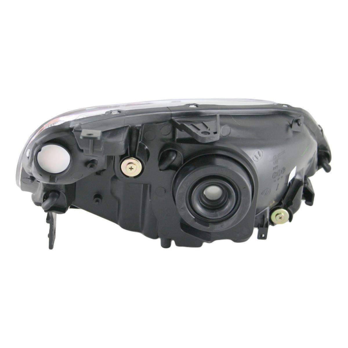Newmar Ventana 2005-2010 RV Motorhome Left (Driver) Replacement Headlight Head Light Front Lamp