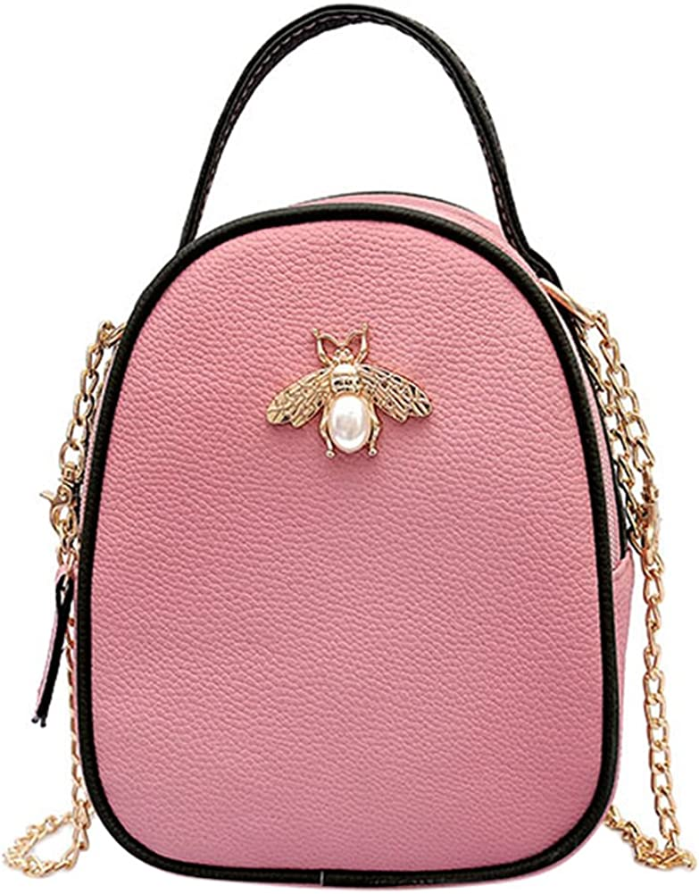 Women Small Shoulder Bag...