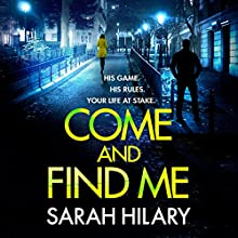 Come and Find Me: DI Marnie Rome, Book 5 Audiobook by Sarah Hilary Narrated by Imogen Church