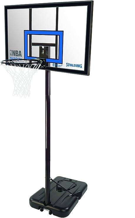 Spalding NBA Highlight Acrylic Canasta Portable, Unisex Adulto ...