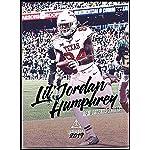 d1f36dcf1a265 Amazon.com: 2019 Score #402 Lil'Jordan Humphrey RC Rookie Texas ...
