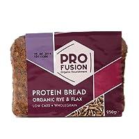 Profusion   Protein Bread - Rye / Flax   7 x 250g