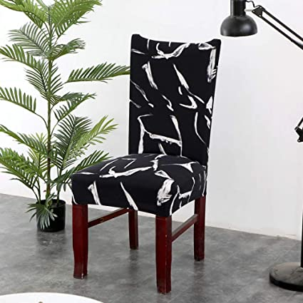 Amazon.com - SHANYT Chair Cover Stampa Floreale Anti-Sporco ...