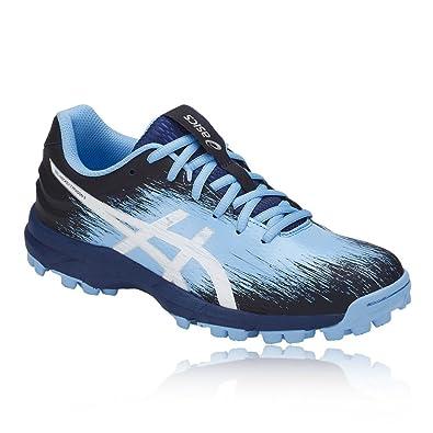 2fdb33ef75a ASICS Gel-Hockey Typhoon 3 Women's Hockey Shoes - AW18 Blue: Amazon ...