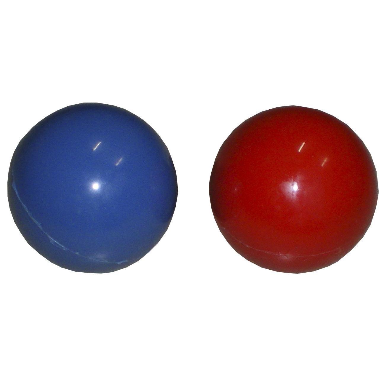 Amaya 610500 Blanda 70 Pelota para Hokey, Rojo/Azul/Negro, Talla ...