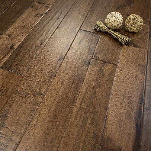 Prefinished Real Wood - Hickory Character (Old West) Prefinished Solid Wood Flooring 5