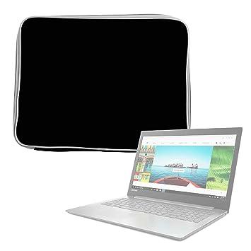 DURAGADGET Funda De Neopreno Negra para Portátil Lenovo Yoga 530-14ARR, Medion E4251 -