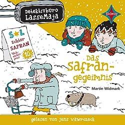 Das Safrangeheimnis (Detektivbüro LasseMaja 16)