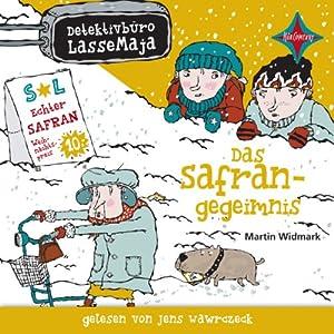 Das Safrangeheimnis (Detektivbüro LasseMaja 16) Hörbuch