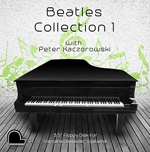 Used, Beatles Collection 1 - Yamaha Disklavier Compatible for sale  Delivered anywhere in USA