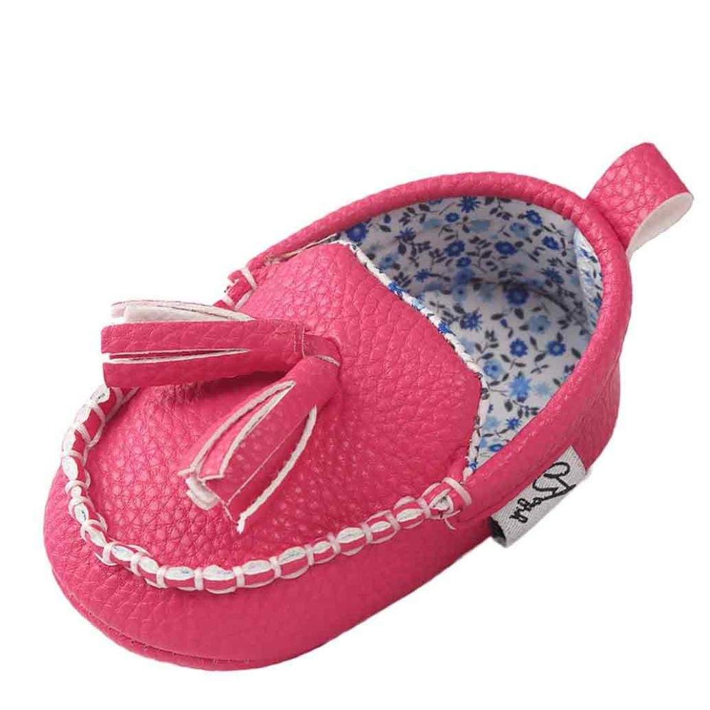 Cute Baby Girls Boys Shoe Soft Bottom Shoes Flats Shoes Amiley Baby Boots