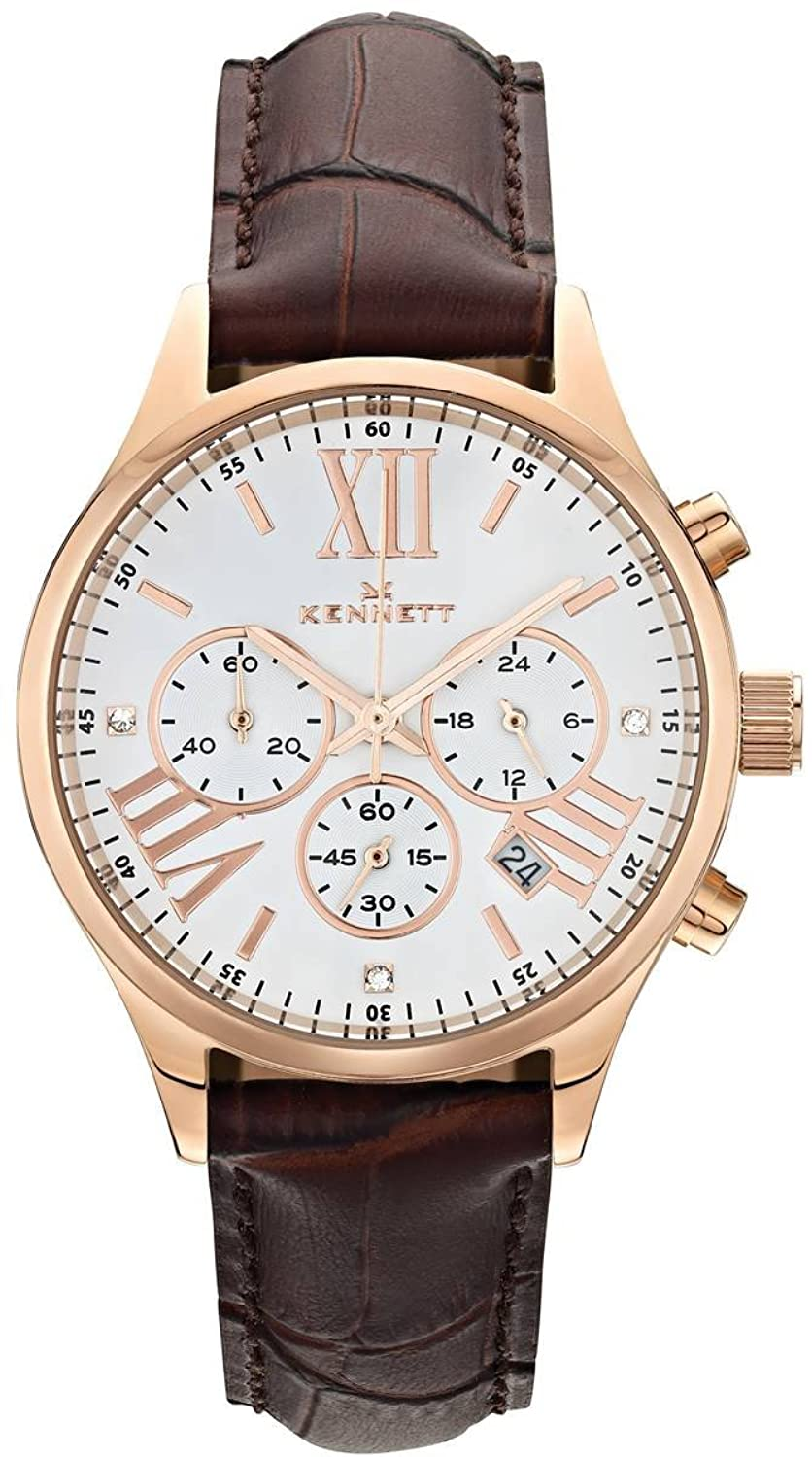Lady savro Rose Gold Braun Empire