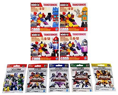 KRE-O Transformers Cliffjumper Brick Box