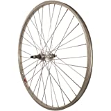 Sta-Tru STW 26 X 1.5 BO Silver Rear Mountain Bike Wheel - RWS2615AA