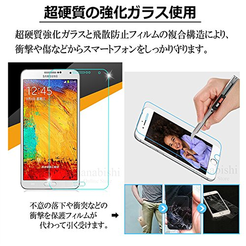 13bc293a33 Amazon | 2.5D強化ガラスフィルム iPhone8 Iphone7 iPhone6 iPhone6S 6Plus 保護フィルム ブルーライト  クリア アイフォン (iPhone7/8) | 液晶保護フィルム 通販
