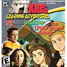 Spy Kids Mission: The Underground Affair