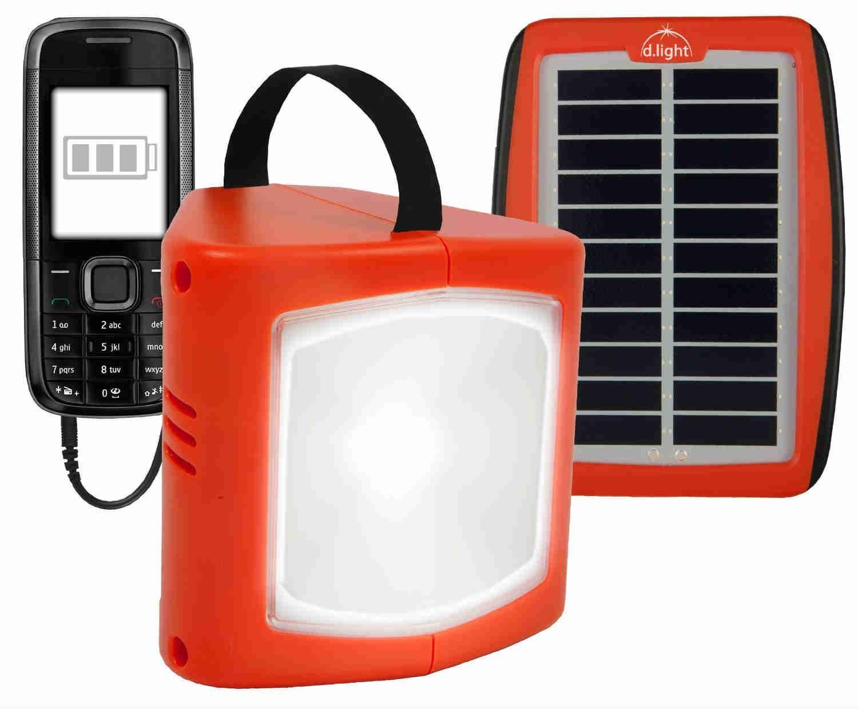 lampe solaire d.light