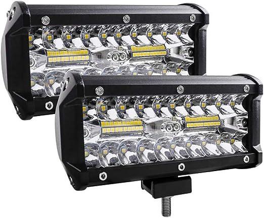 FHG AUTO Focos LED para Automóvil En The Net Light Cree120w