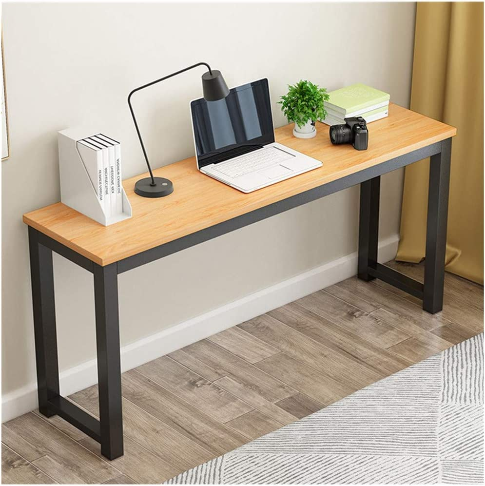 Amazon.com: ErYao Modern Computer Desk, 40.40 inch Narrow Laptop PC