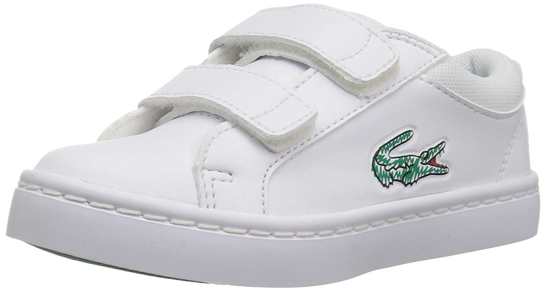 168aa8df09b0d7 Lacoste Kids  Straightset Lace Sneakers