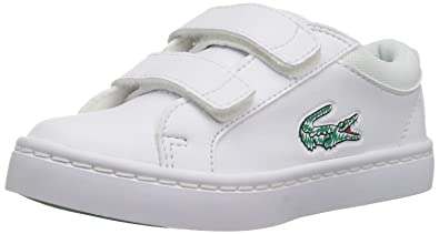 f80ad161f51292 Lacoste Kids  Straightset Lace Sneakers