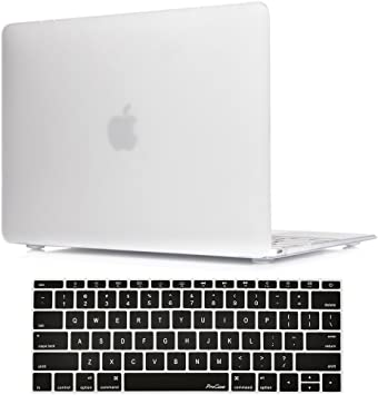 """Keyboard Cover Rubberized Hard Case Film for New MacBook Retina 12/""""inch A1534"""