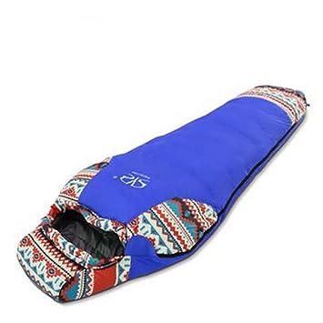 LOLIVEVE Saco De Dormir Al Aire Libre -20 C En ~ -15 Grados ~ 0~0 Momia Bolsa Pato Abajo Mantener Abajo: Amazon.es: Deportes y aire libre