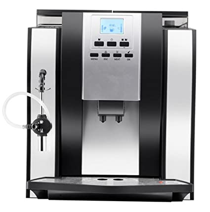 ZWZT Automática máquina de café molinillo doméstico espuma de alta presión de la caldera doble ,