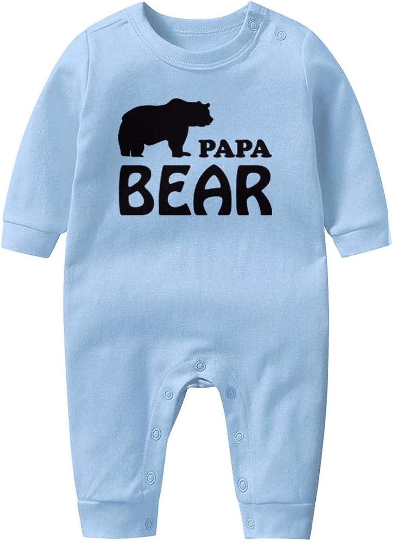 GFJHBVNBVC The Cheering Up Mustache Beard Best Baby Crawling Suit Lone-Sleeved Romper Bodysuit