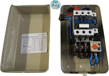 Single Phase Compressor Start Relay Wiring Diagram from images-na.ssl-images-amazon.com