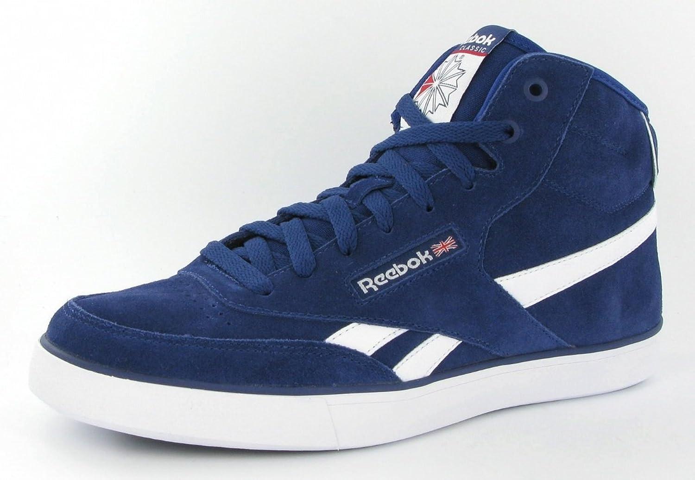 classic fit 9a7df adee9 Reebok Herren Sneaker Blau Blau 41 EU