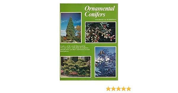 Ornamental Conifers Charles Richmond Harrison 9780715368480