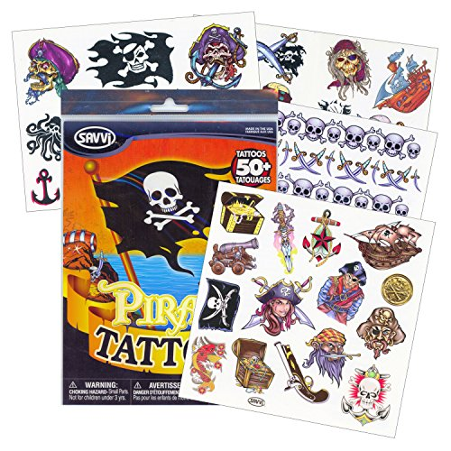 Pirate Tattoos  50 Tattoos with Pirate Stickers