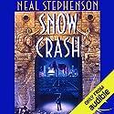 Snow Crash Hörbuch von Neal Stephenson Gesprochen von: Jonathan Davis