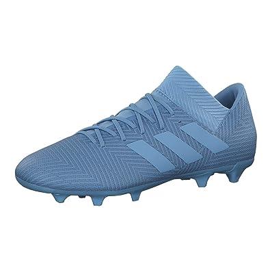 38c3f4b65 Adidas Men's Nemeziz Messi 18.3 Fg Ashblu/Goldmt Football Boots-10 UK/India