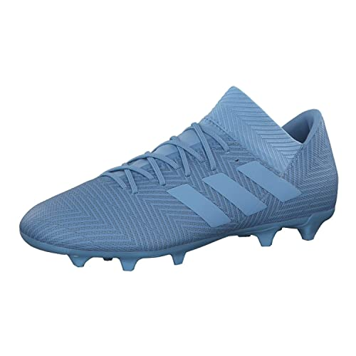 f3e36f99272d Adidas Men s Nemeziz Messi 18.3 Fg Ashblu Goldmt Football Boots-8 UK India
