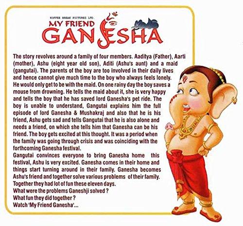 Amazon in: Buy Children Favourites - My Friend Ganesha DVD, Blu-ray