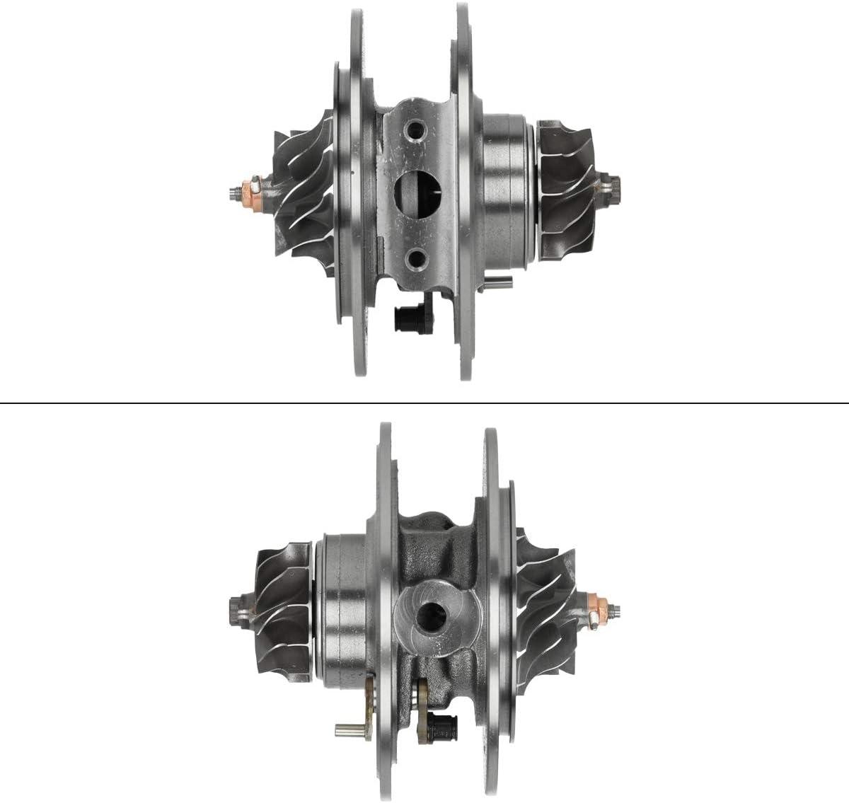 ECD Germany TL99-0015 Rumpfgruppe f/ür Turbolader Abgasturbolader