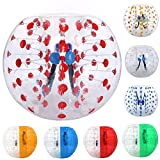 Bifast Bumper Bubble Ball Human Knocker Body Zorb Ball Transparency with Dot