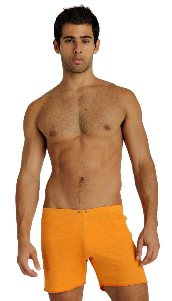 4-rth メンズ 半ズボン (並行輸入) B008W1ADC4 S|オレンジ オレンジ S