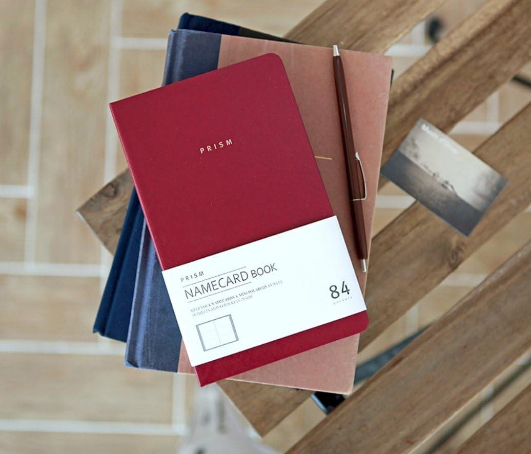 Indigo Myrecord Photocard Album Binder Holder 128 Pocket Collect Book Storage