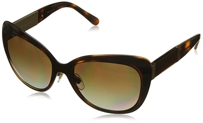 0cc5aa36cb50 Image Unavailable. Image not available for. Color  Burberry Women BE3088 57  Tortoise Brown Sunglasses 57mm