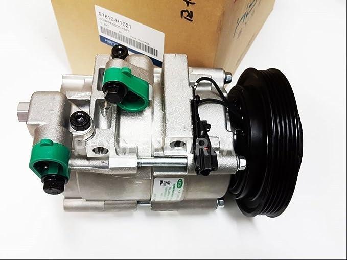 Amazon.com: A/C Air Compressor Assy 977012H002 for Hyundai Avante,Elantra, I30, I30CW: Electronics