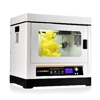 jgaurora A8 metal marco estructura FDM 3d impresora Máquina ...