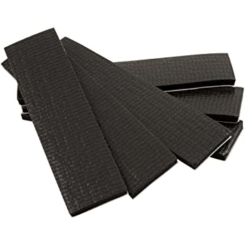 Premium Furniture Pads Thick Non Slip Rubber No Glue Or