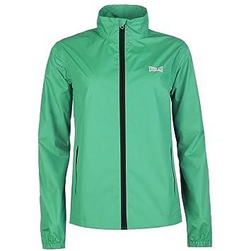 Everlast - Chaqueta impermeable para hombre para mujer verde chaquetas y abrigos de ropa abrigo, verde, XS: Amazon.es: Deportes y aire libre