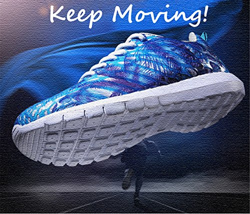 Running Shoes up Sneaker Walking Shoes Athletic Lightweight 2 Women Mesh Lace TgjjYulan Shoes store Axq4AHS