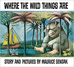 Image result for where the wild things are maurice sendak""